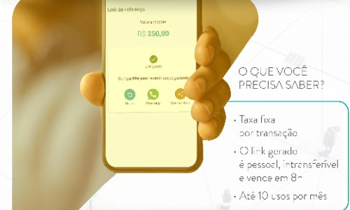 Link de pagamento é ACQIO Link