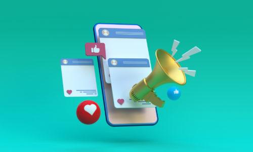 Canais sociais para fazer mais negócio